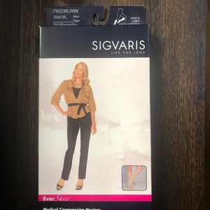 Sigvaris medical knee highs